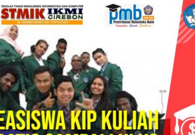 Alur Pendaftaran KIP Kuliah STMIK IKMI Cirebon